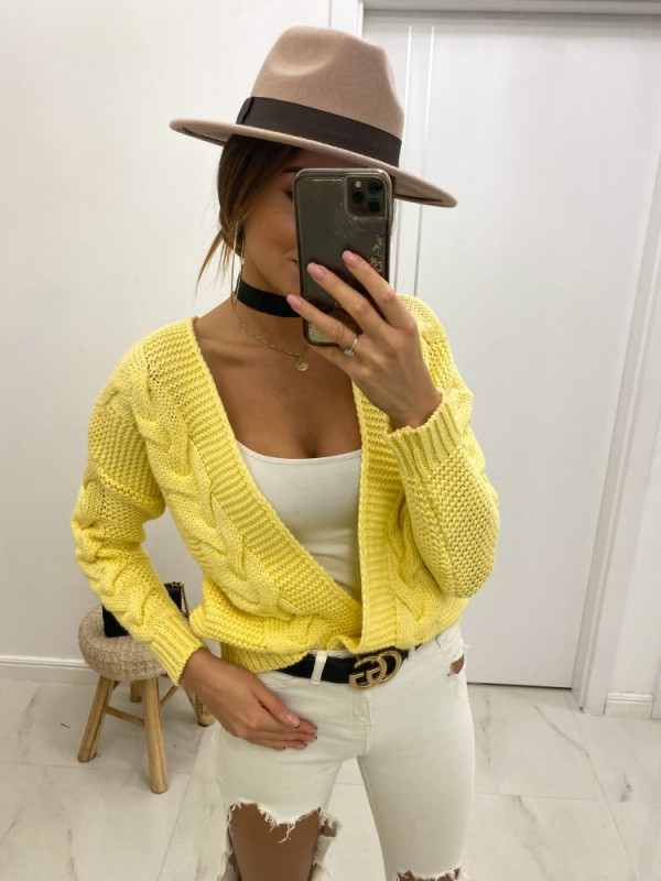 SWETER RILAN YELLOW